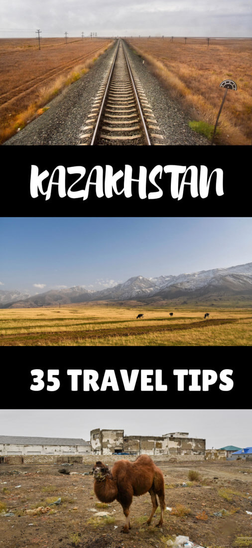 traveling to Kazakhstan