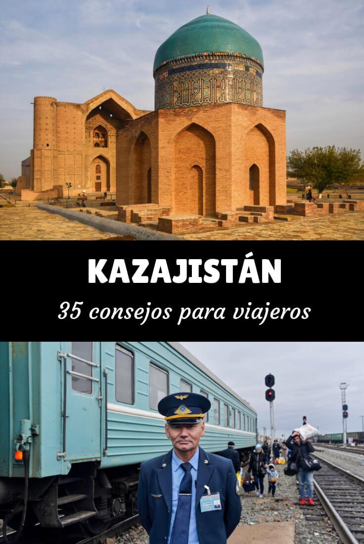 Turismo en Kazajistán