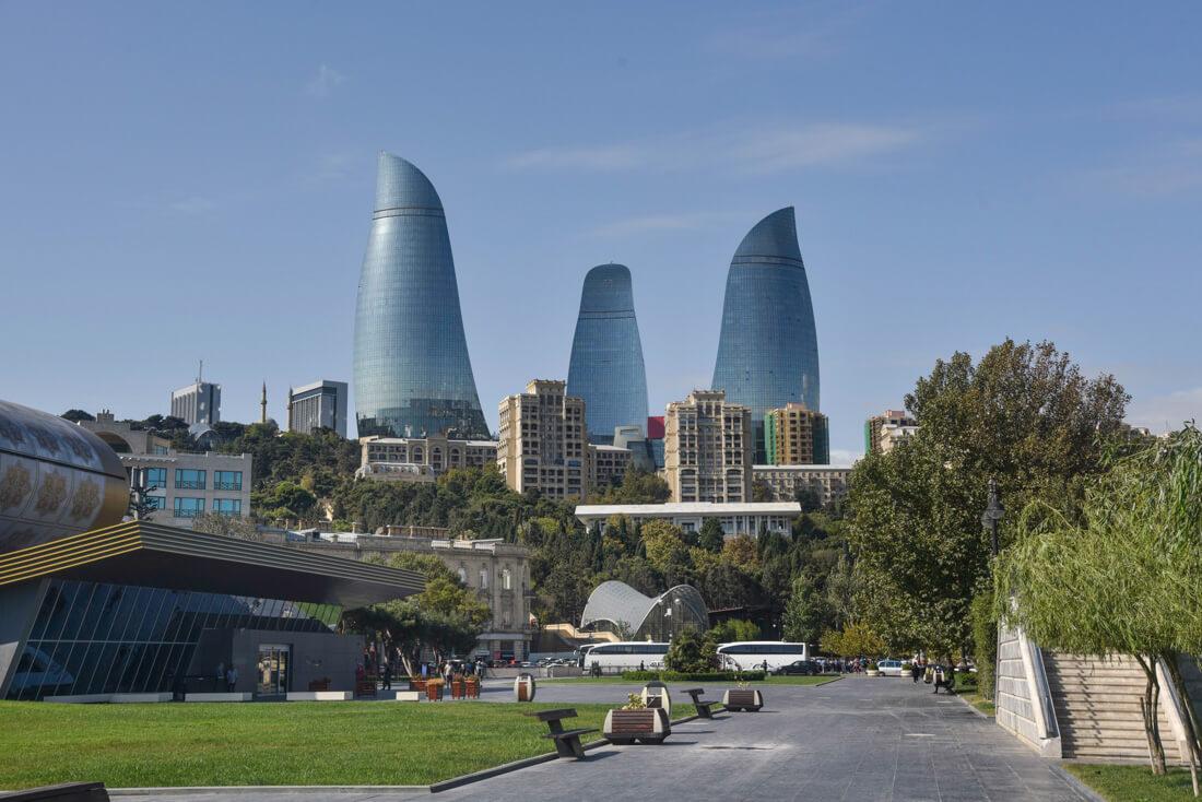 Guía de viaje a Bakú