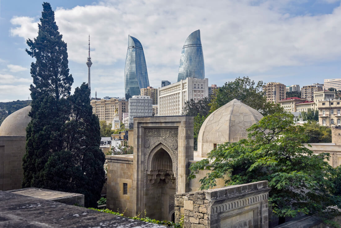 Best places to visit in Baku