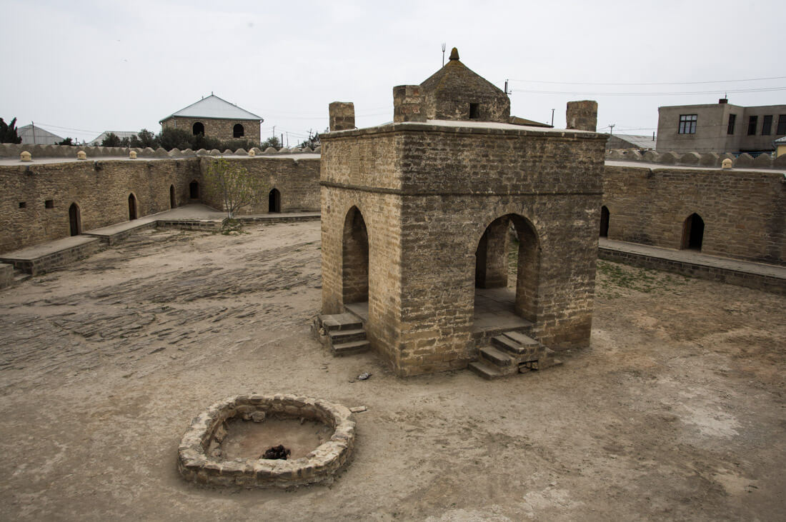 what to visit in Baku