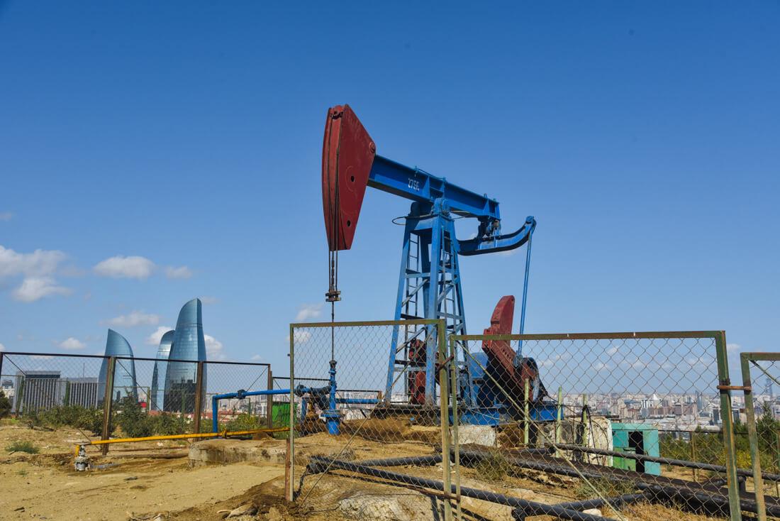 petrol extractors Baku