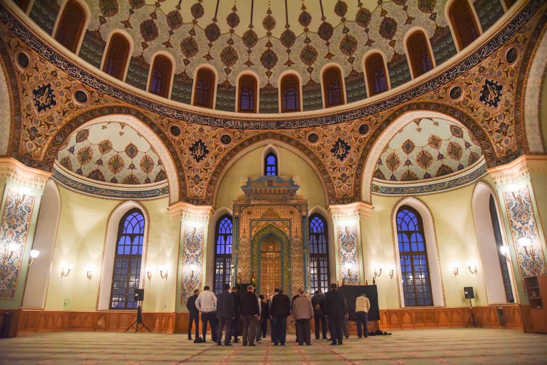 Places to visit in Baku Azerbaijan