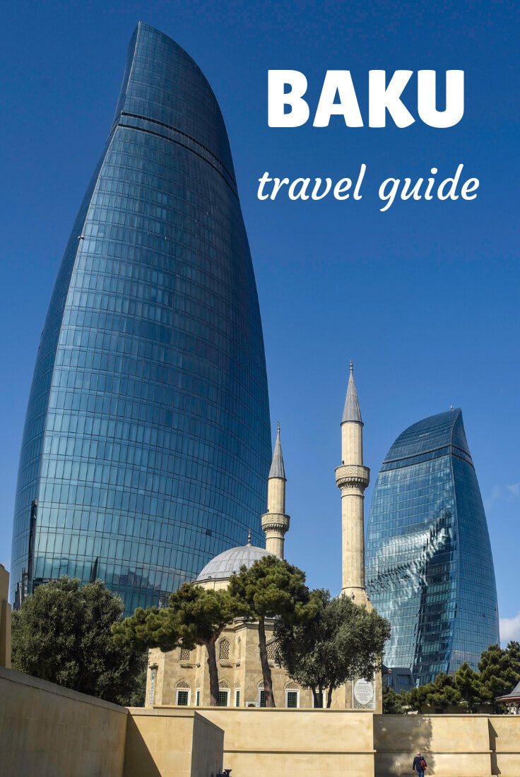 places to visit in Baku