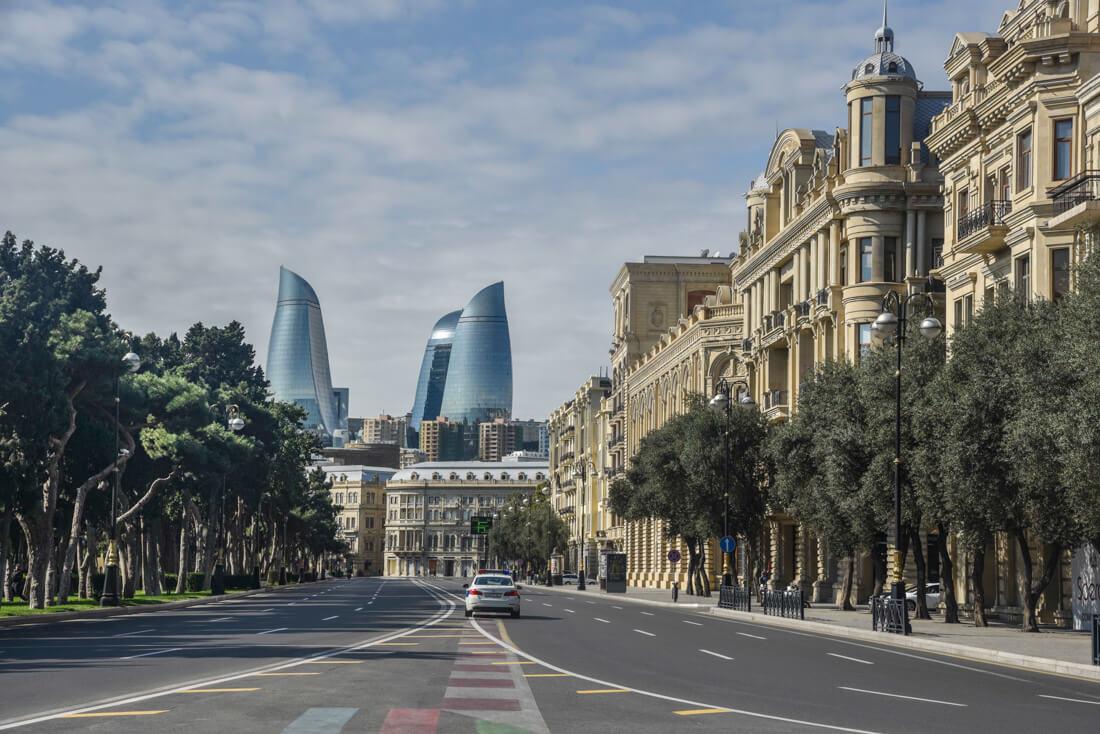 cosas qué ver en Baku