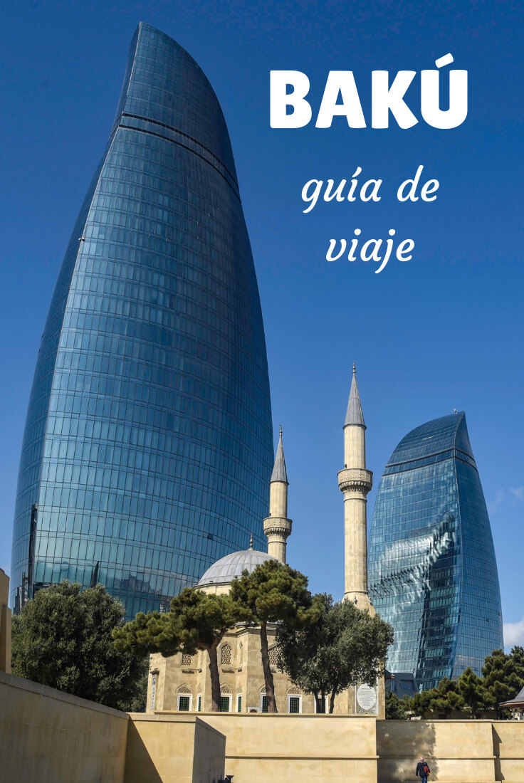 viajar a Bakú