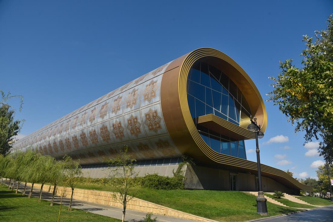 Visit Baku Azerbaijan