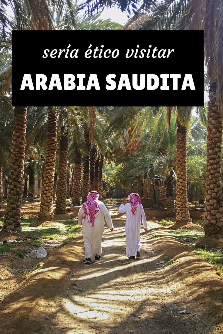 visitar Arabia Saudita