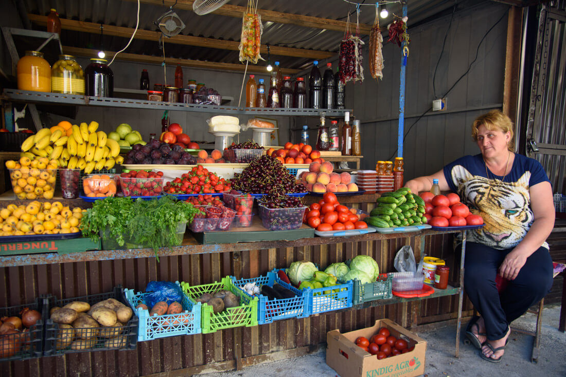 food Abkhazia