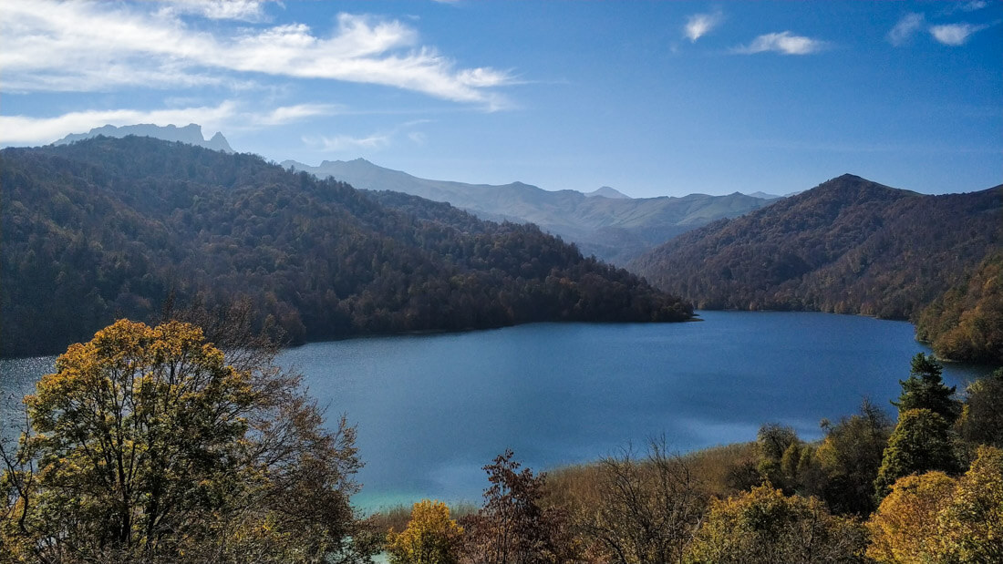 Göygol national park
