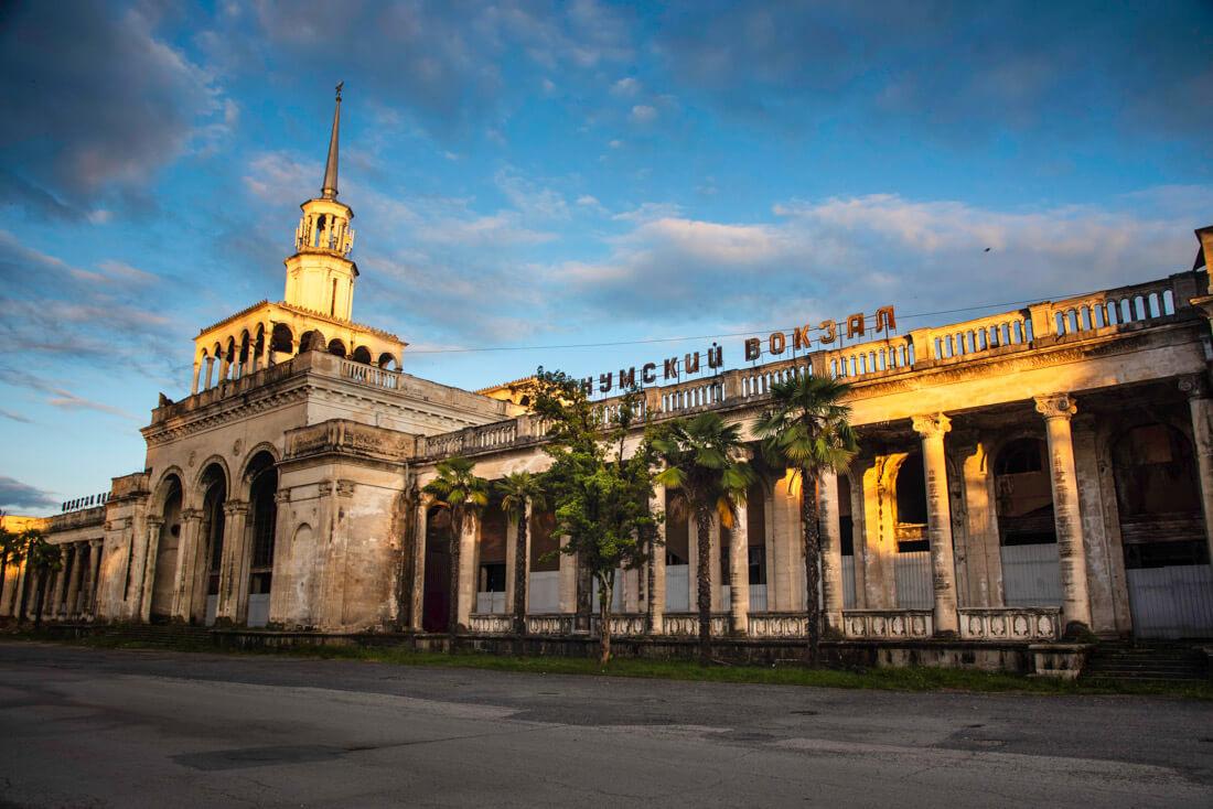 how to travel to Abkhazia
