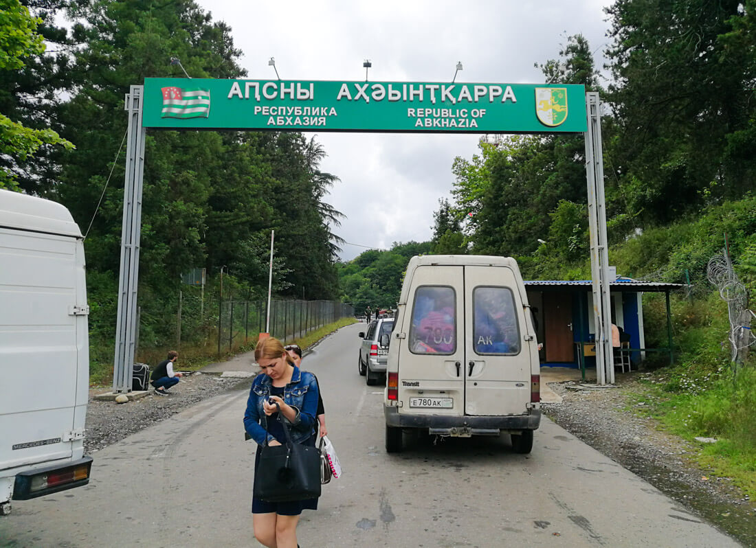 is it safe to travel to Abkhazia