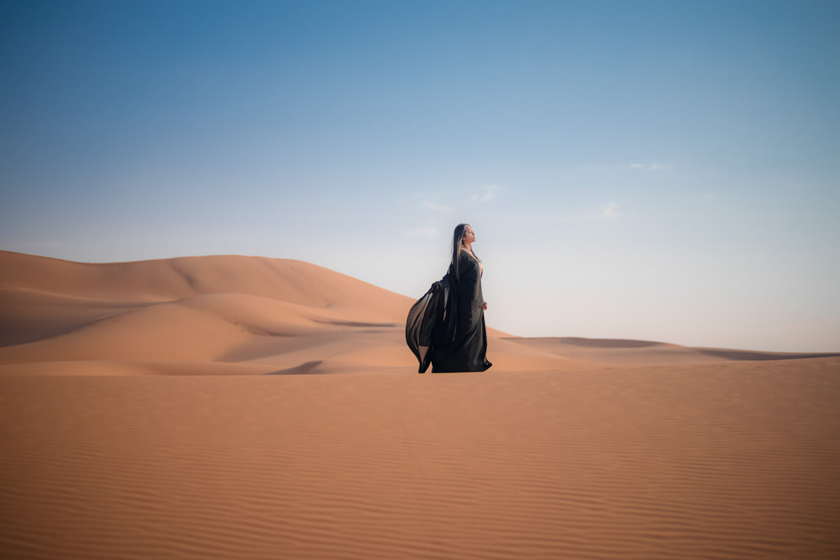 can a woman travel to Saudi Arabia alone