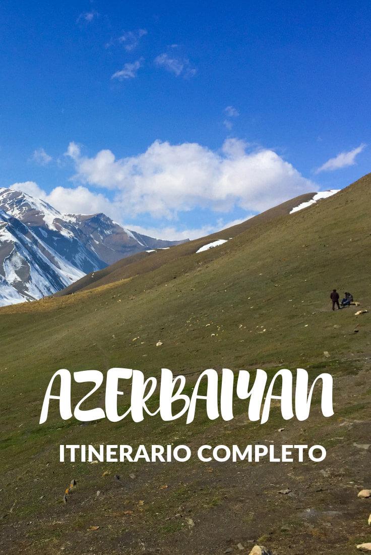Qué ver en Azerbaiyán