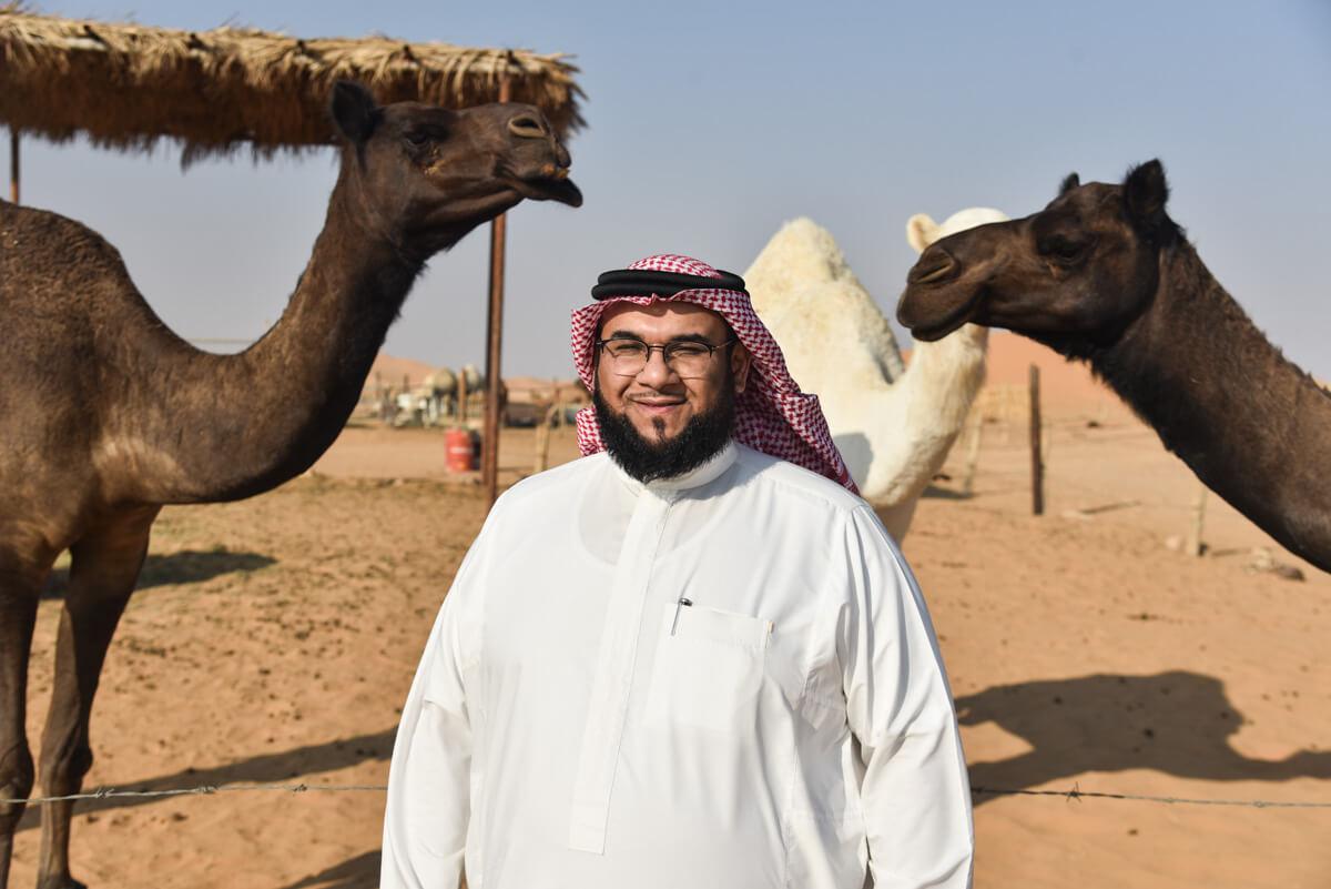 Gente de Arabia Saudita