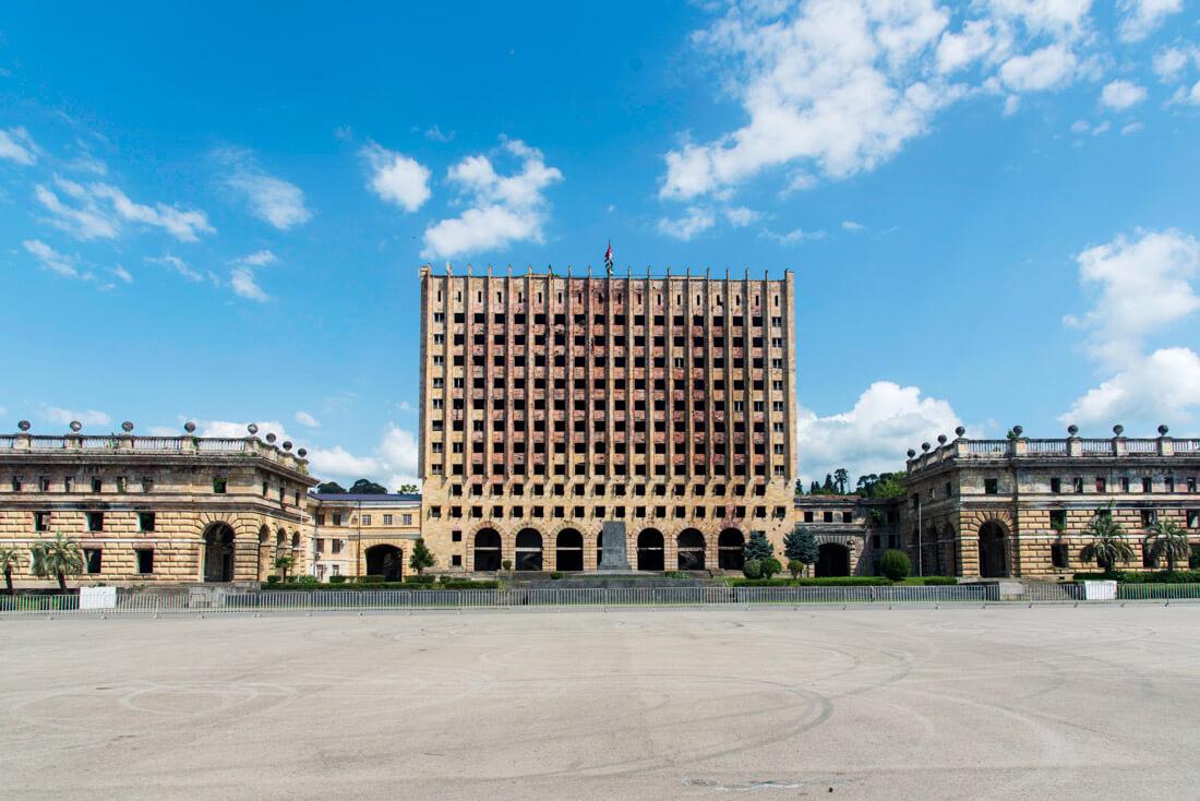 Sujumi, Abjasia
