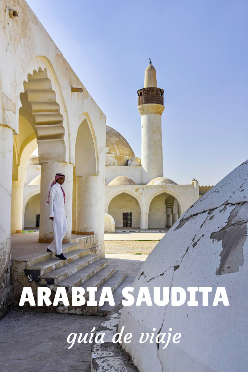 viajar a Arabia Saudita