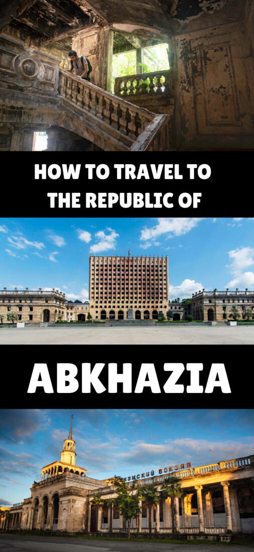 visit Abkhazia