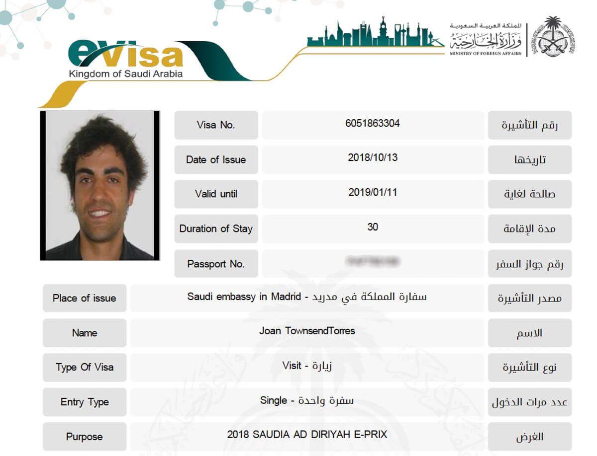 visiting saudi arabia visa