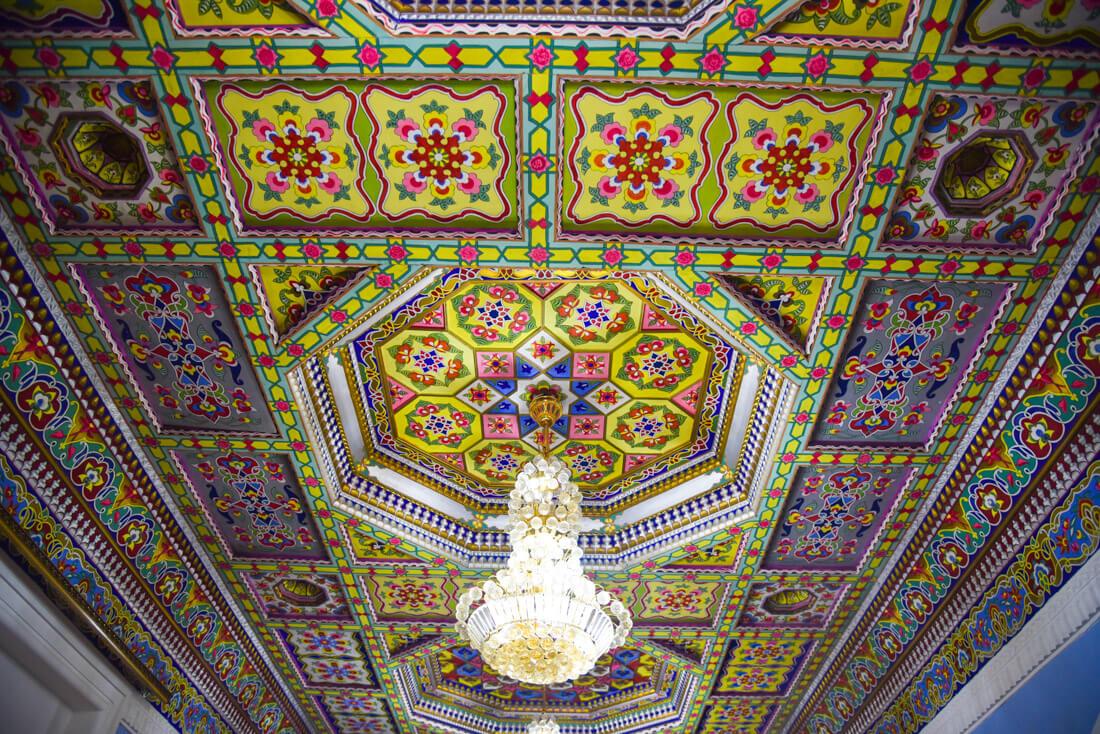 Arbob Palace Tajikistan