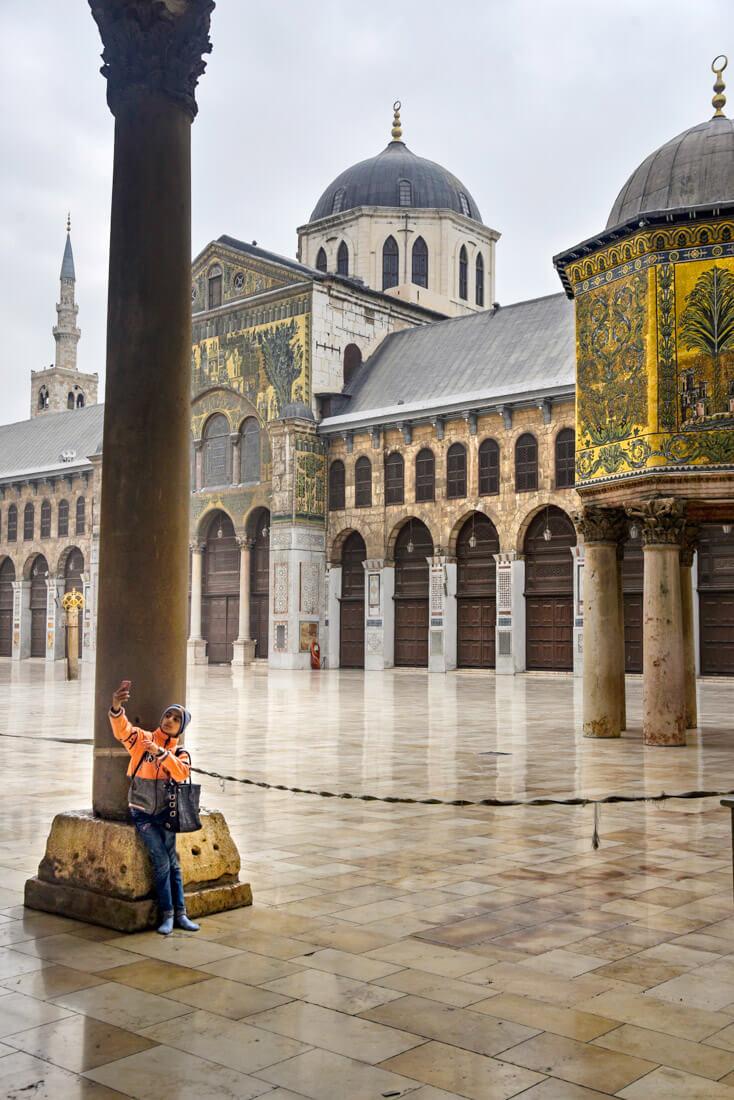 Viajar a siria es seguro