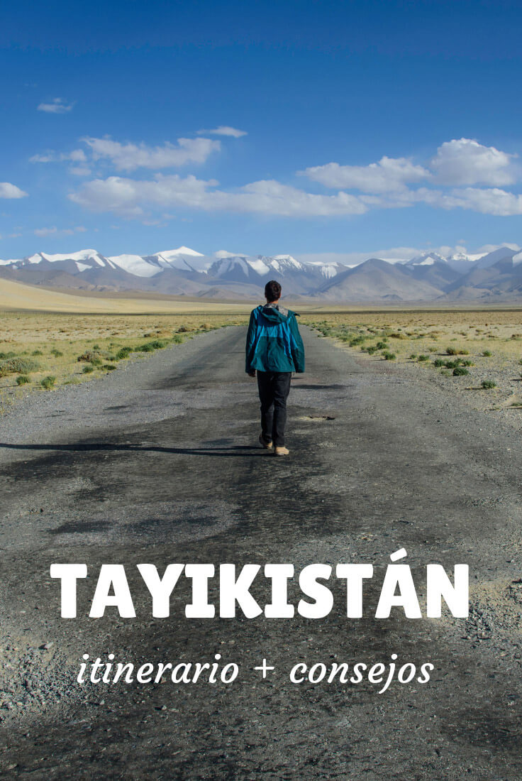 turismo en Tayikistán