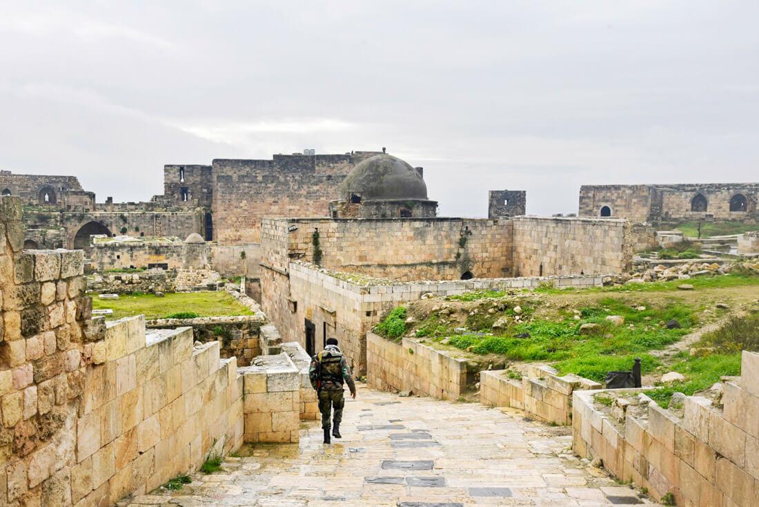 Visit Syria tourism