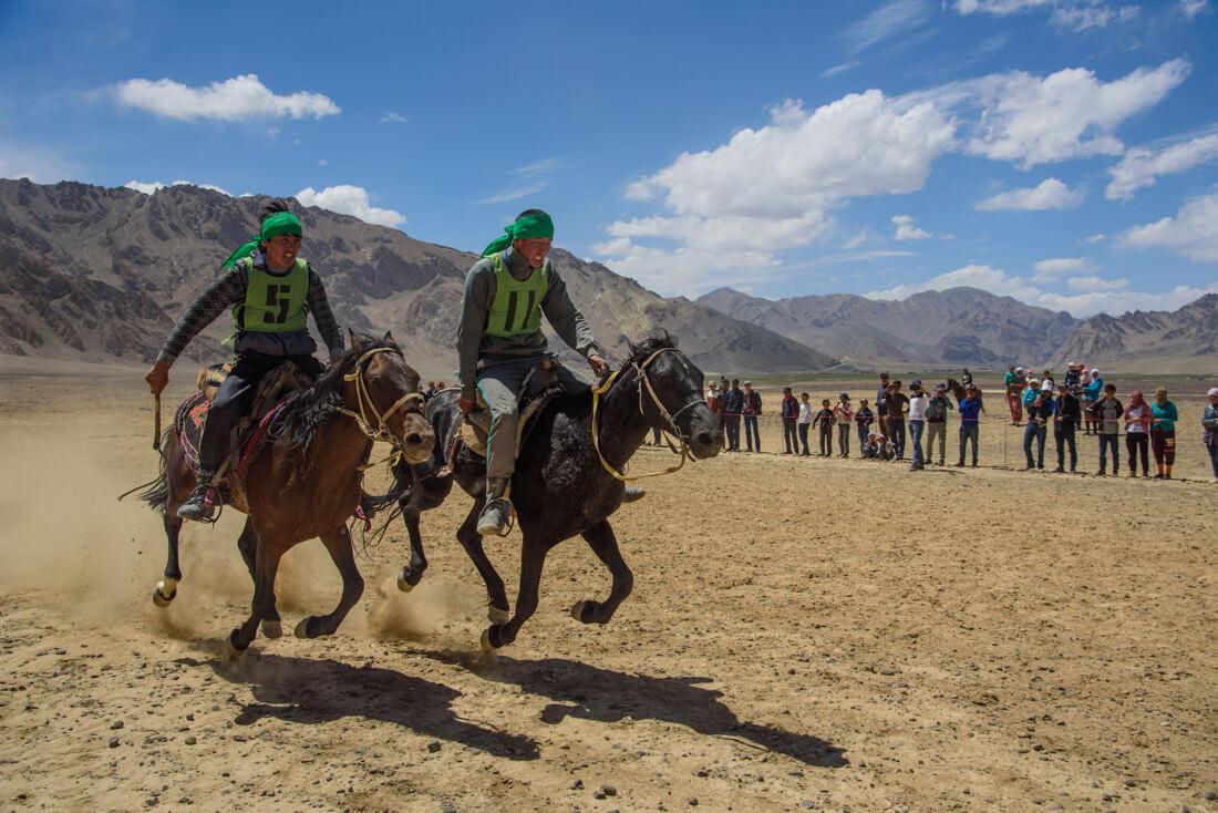 visit Tajikistan