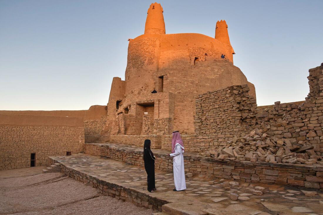 Amazing places to visit in Saudi Arabia