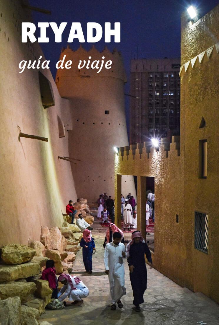 visitar Riyadh