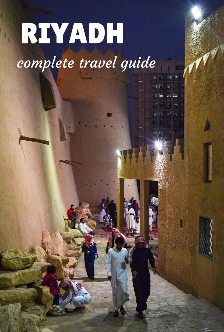 What to do in Riyadh
