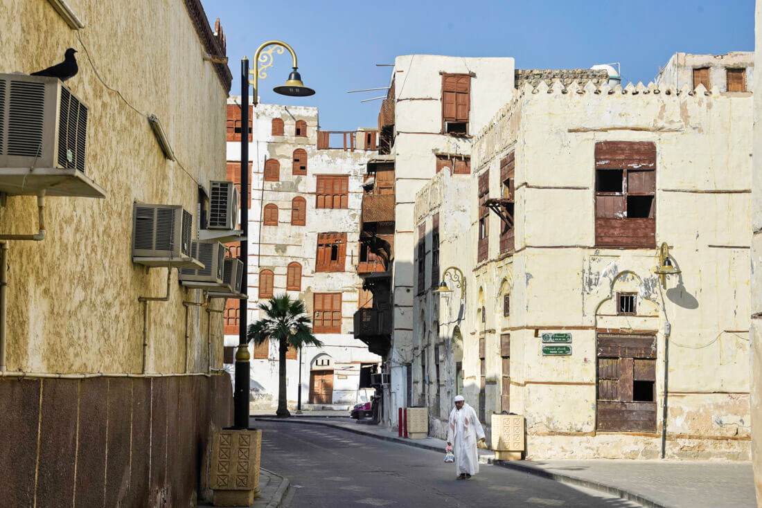cosas qué ver en Jeddah