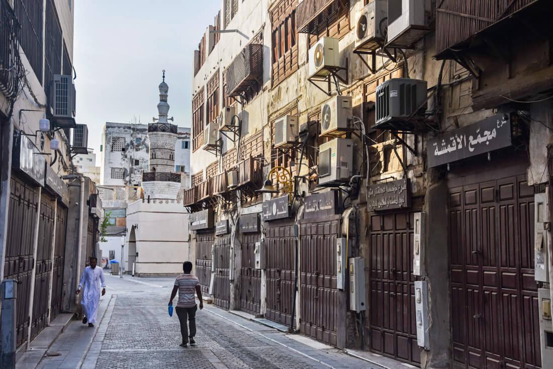 Where to visit in Saudi Arabia