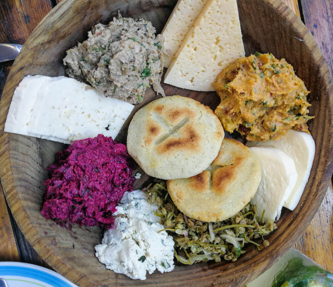 Cocina georgiana