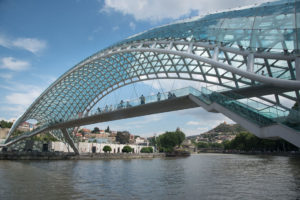 Peace Bridge Tbilisi