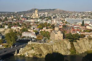 Places to visit in Tbilisi
