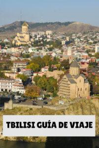 qué ver en Tbilisi