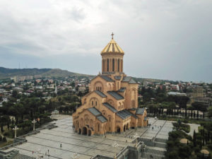 Catedral de Sameba