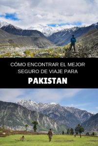 seguro de viaje para Pakistán