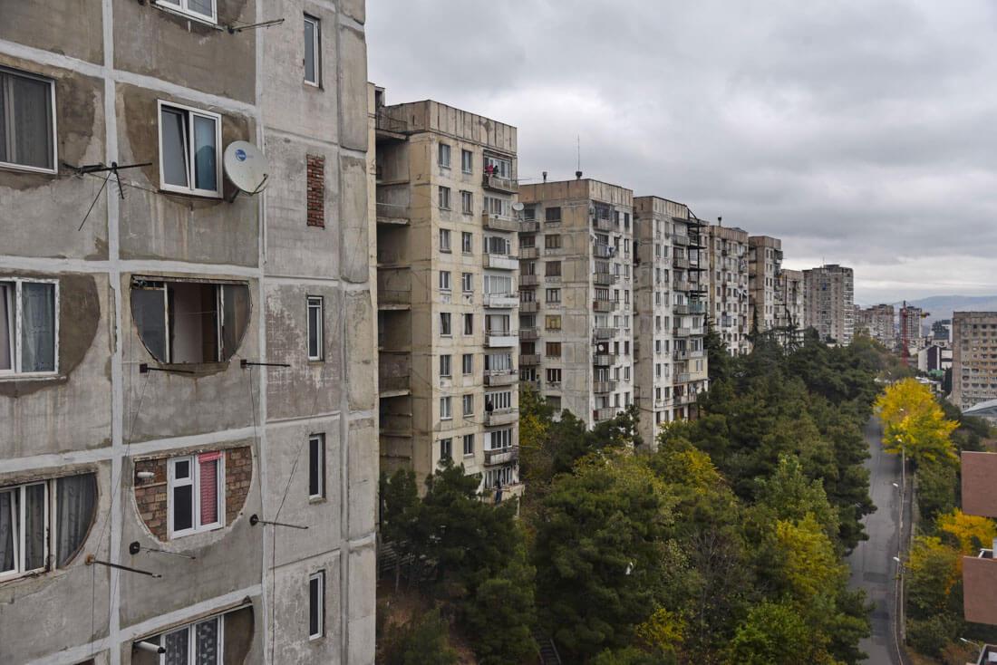 Soviet Tbilisi