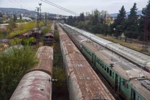 los trenes de Gostiridze