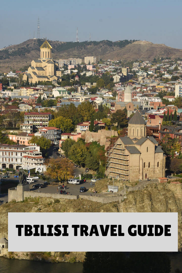 travel guide Tbilisi