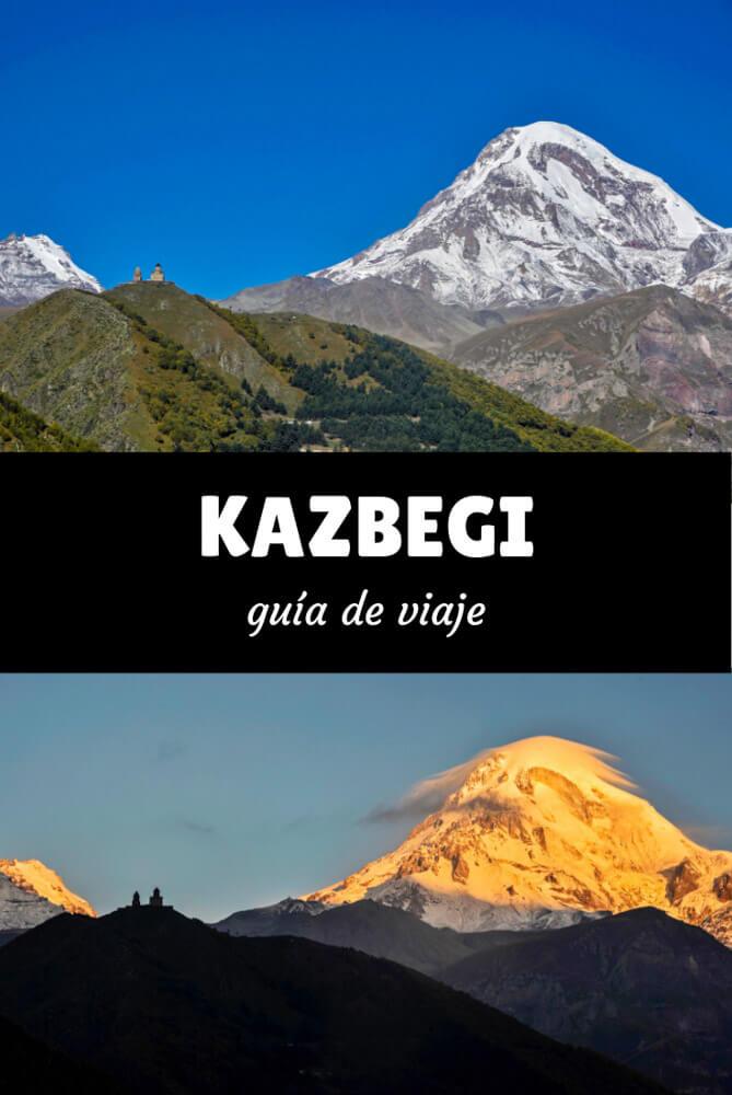 viajar a kazbegi