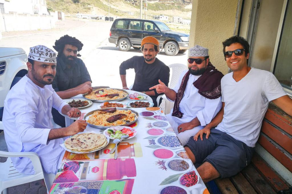 Oman on a budget