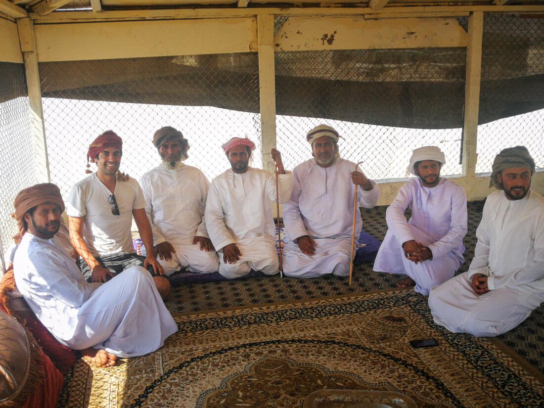 Bedouins of Oman