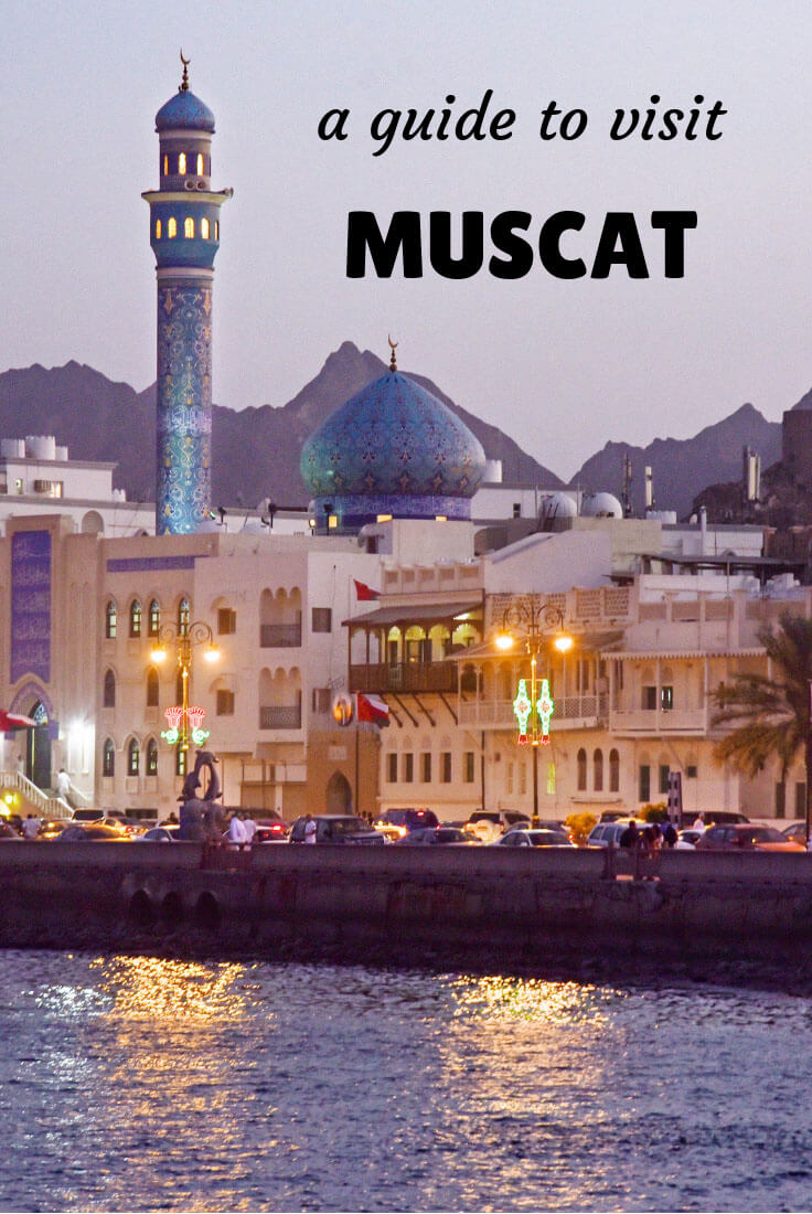 places to visit in Muscat