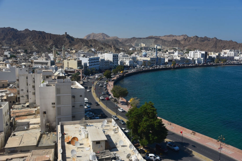 places to visit Muscat