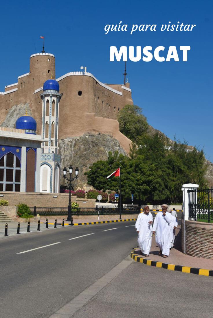 qué hacer en Muscat