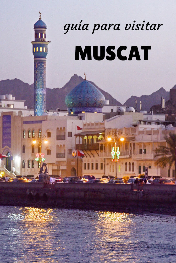 qué ver en Muscat