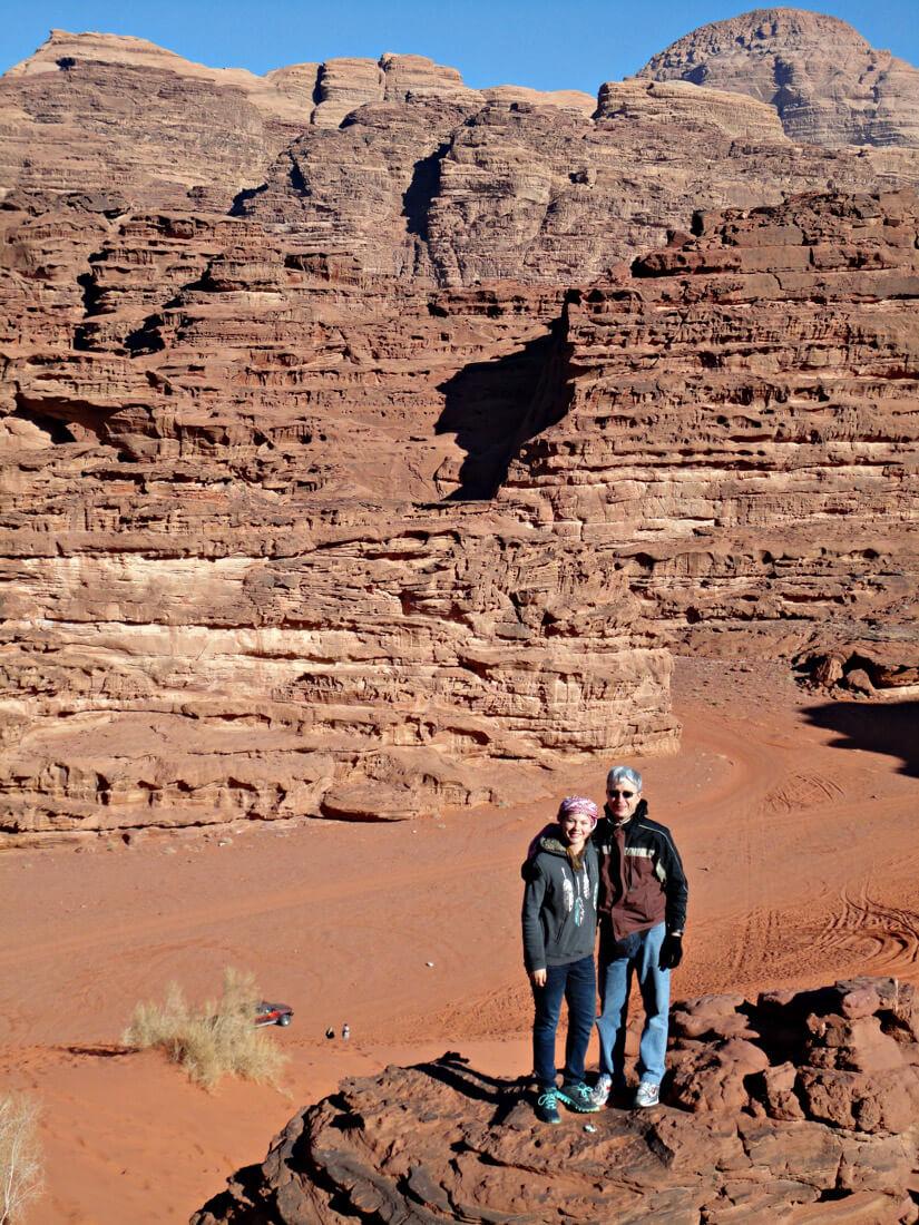 solo women travel in Jordan